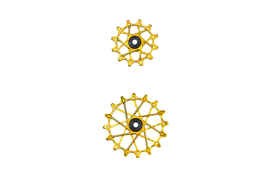 Pulleys for SRAM